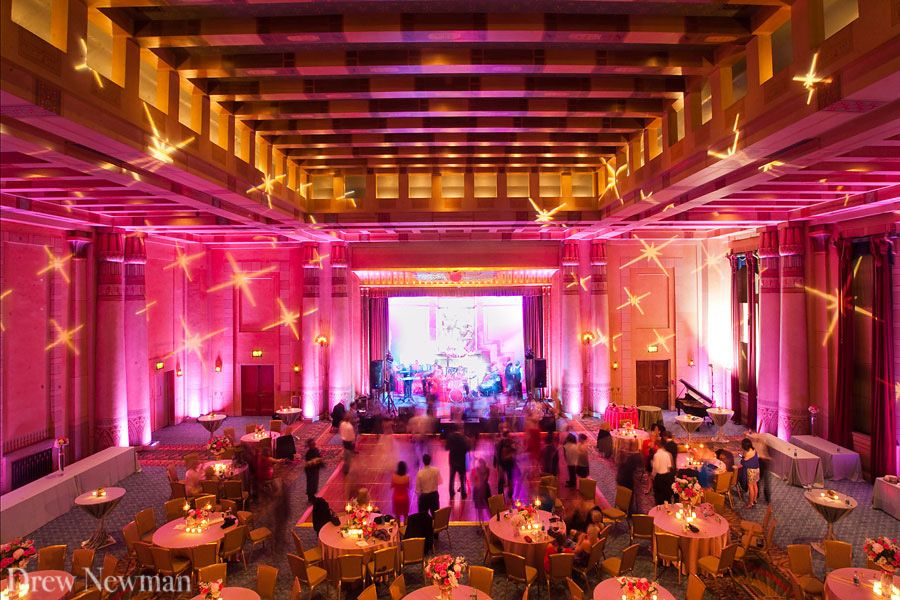 Our Favorite Fox Theatre Atlanta Wedding Photos Including Real Weddings And Decor Shots Ballroom Setups
