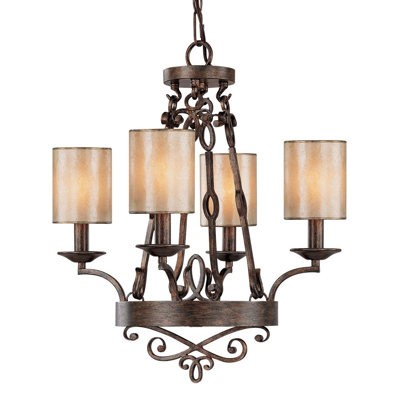 Reserved For Jacquidowd Rustic Lighting With Vintage Rustic: Capital Lighting 4164RT-510 4 Light Reserve Chandelier