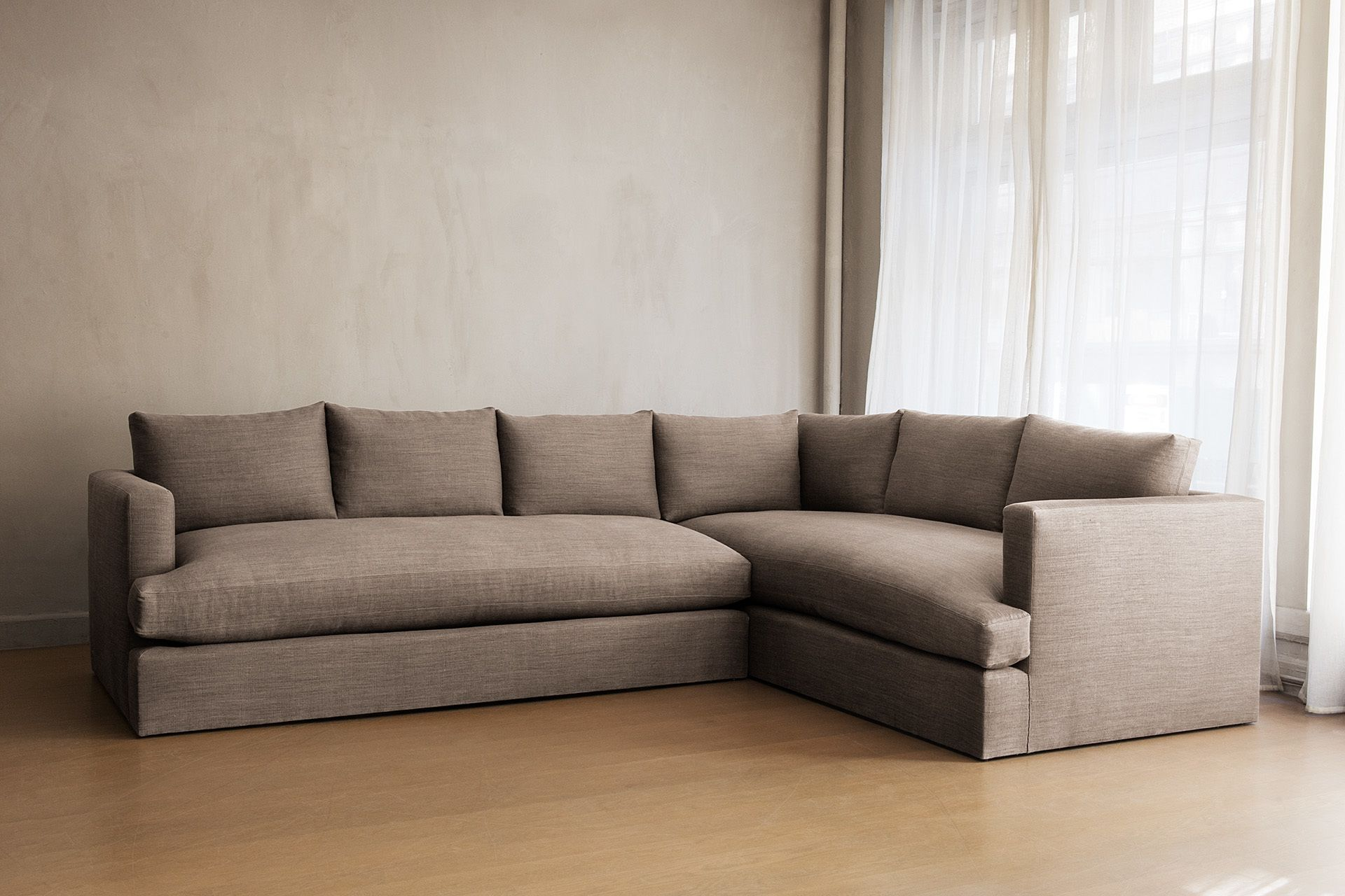 Chelsea Square Sectional Sofa Dmitriy Co With Images Timeless Furniture Sectional Sofa Home Decor