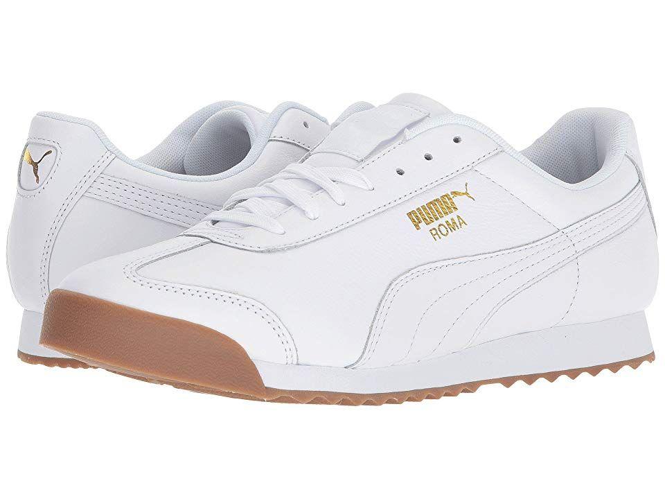 PUMA Roma Classic Gum Men's Shoes Puma