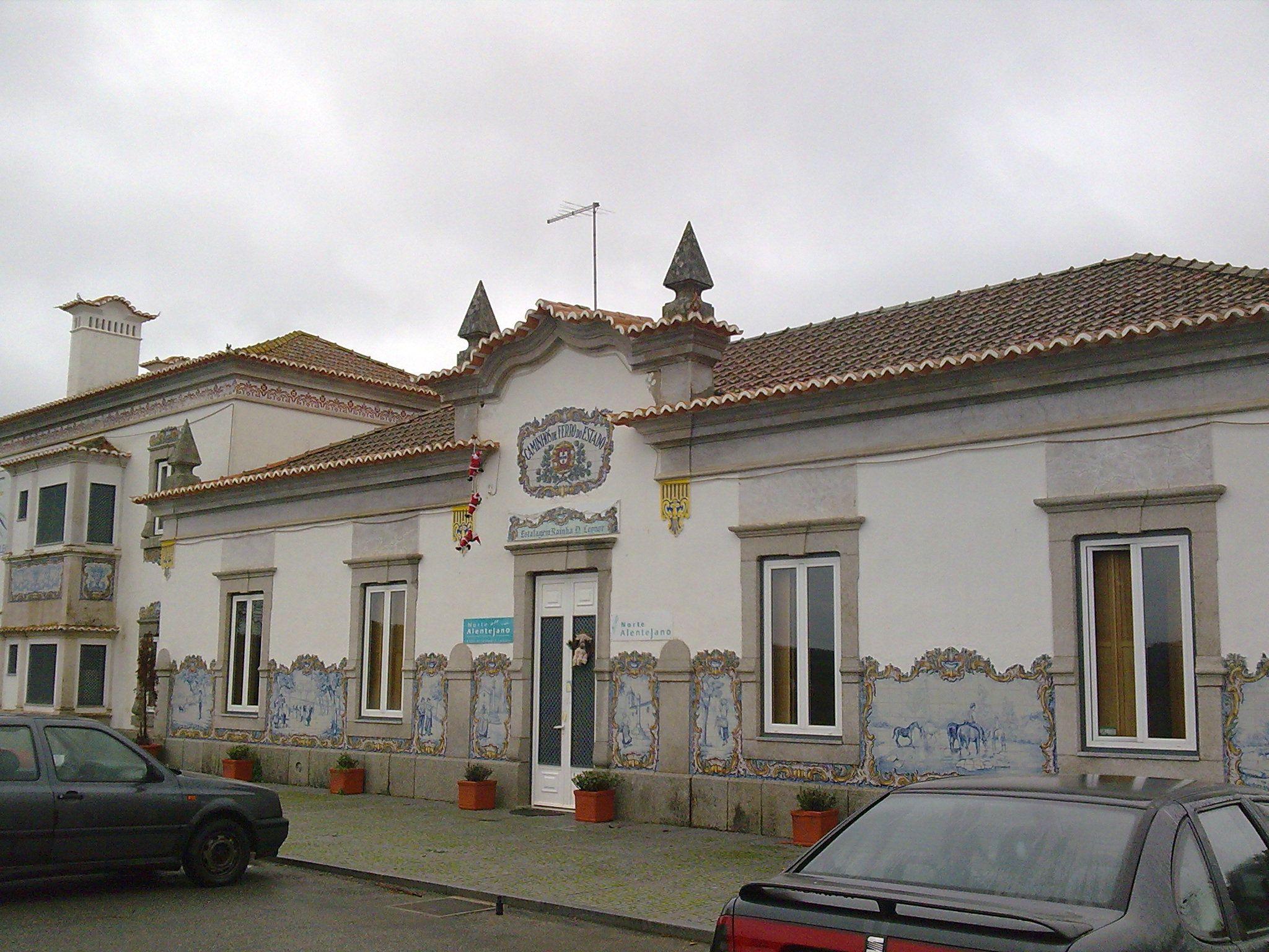 estação de Cabeço de Vide