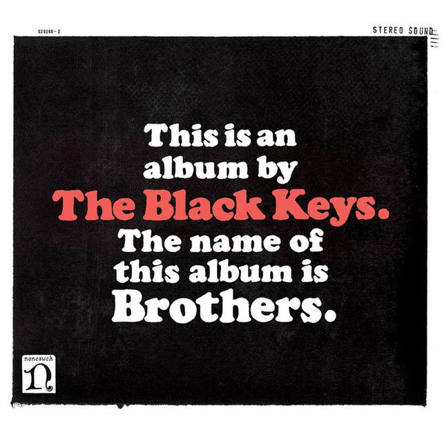 Never Gonna Give You Up By The Black Keys