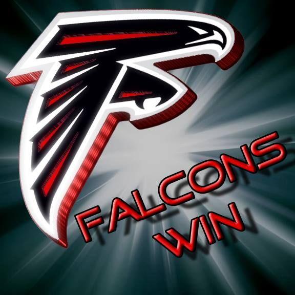 Falcons Win Atlanta Falcons