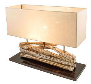 Lampe-Tischlampe-aus-Holz-Holzlampe-Tischleuchte-Treibholz-45cm-hoch