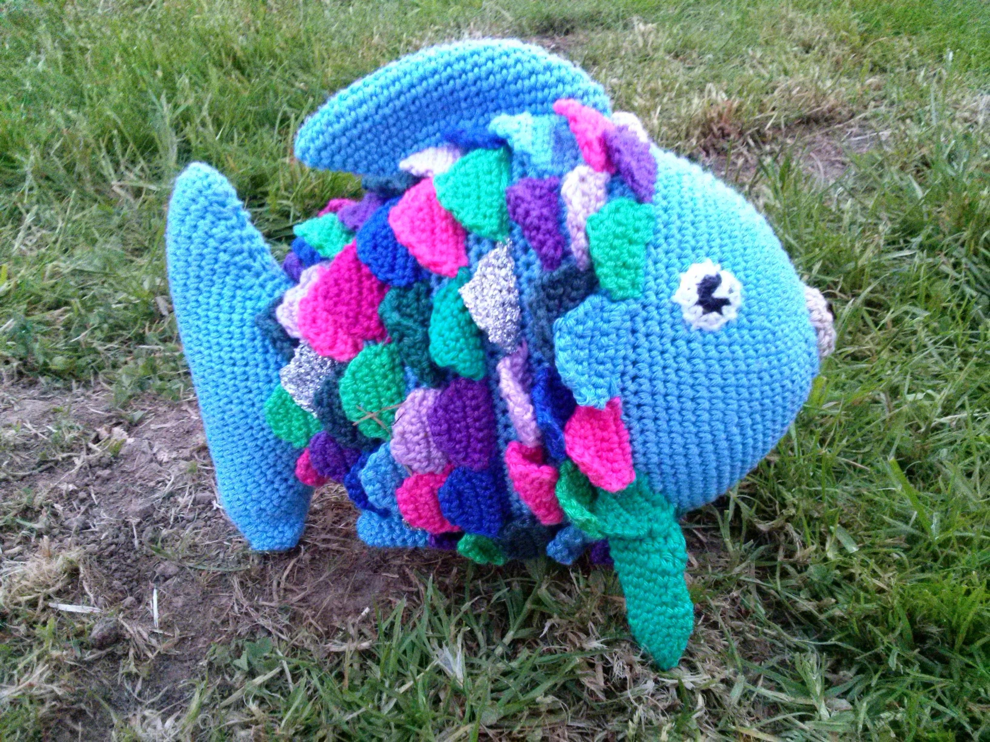 De Mooiste Vis Van De Zee Diy Pinterest Crochet Amigurumi En
