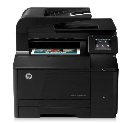 Amazon Com Hp Laserjet Pro 200 Color Mfp Printer M276nw