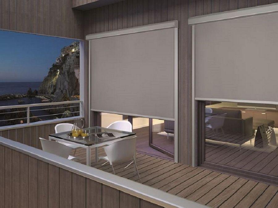Tende a rullo per porta finestra in vendita in arredamento e casalinghi: Tenda Oscurante Per Esterni Tende Oscuranti Tende Tende Per La Camera Da Letto