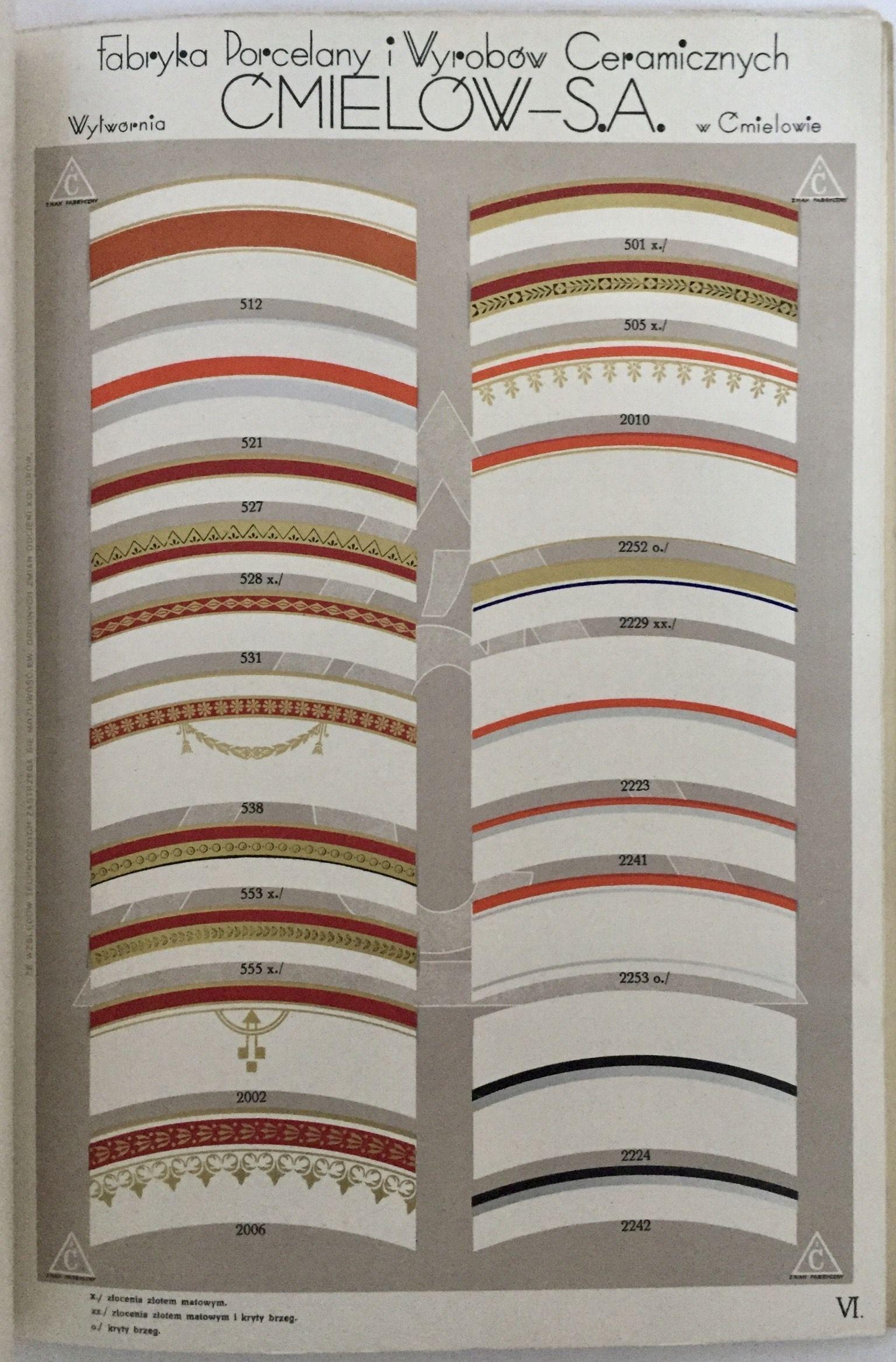 Pin By Jola On Porcelana Polska Notebook Office Supplies