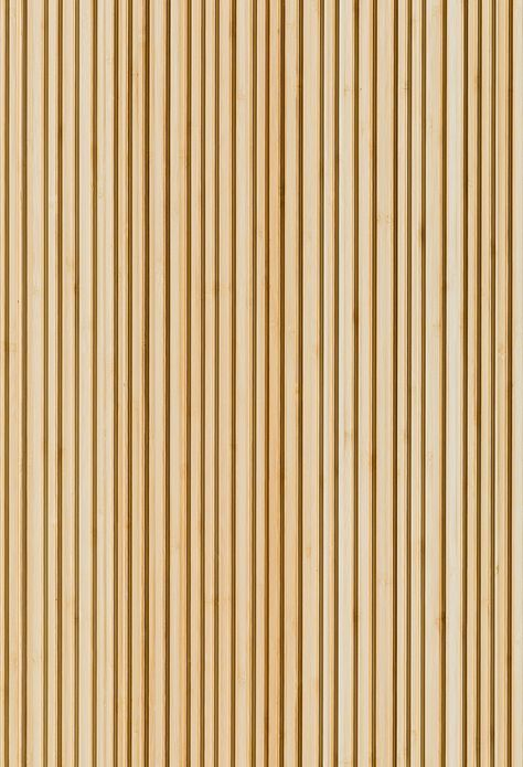 Carved And Acoustical Bamboo Panels Reveal Collection