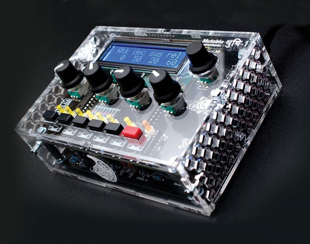 Mutableinstrumentsshruthi1 01 Jpg 1000 788 Mutable Instruments Diy Electronics Electronic Art