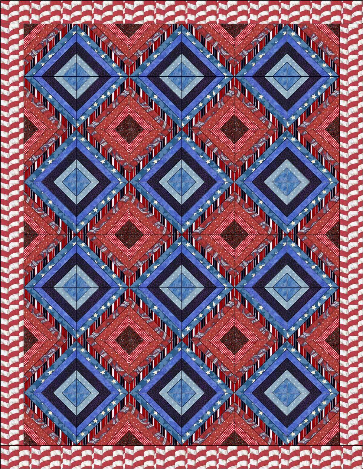 Quilts of Valor pattern | Quilting | Pinterest | Patriotic quilts