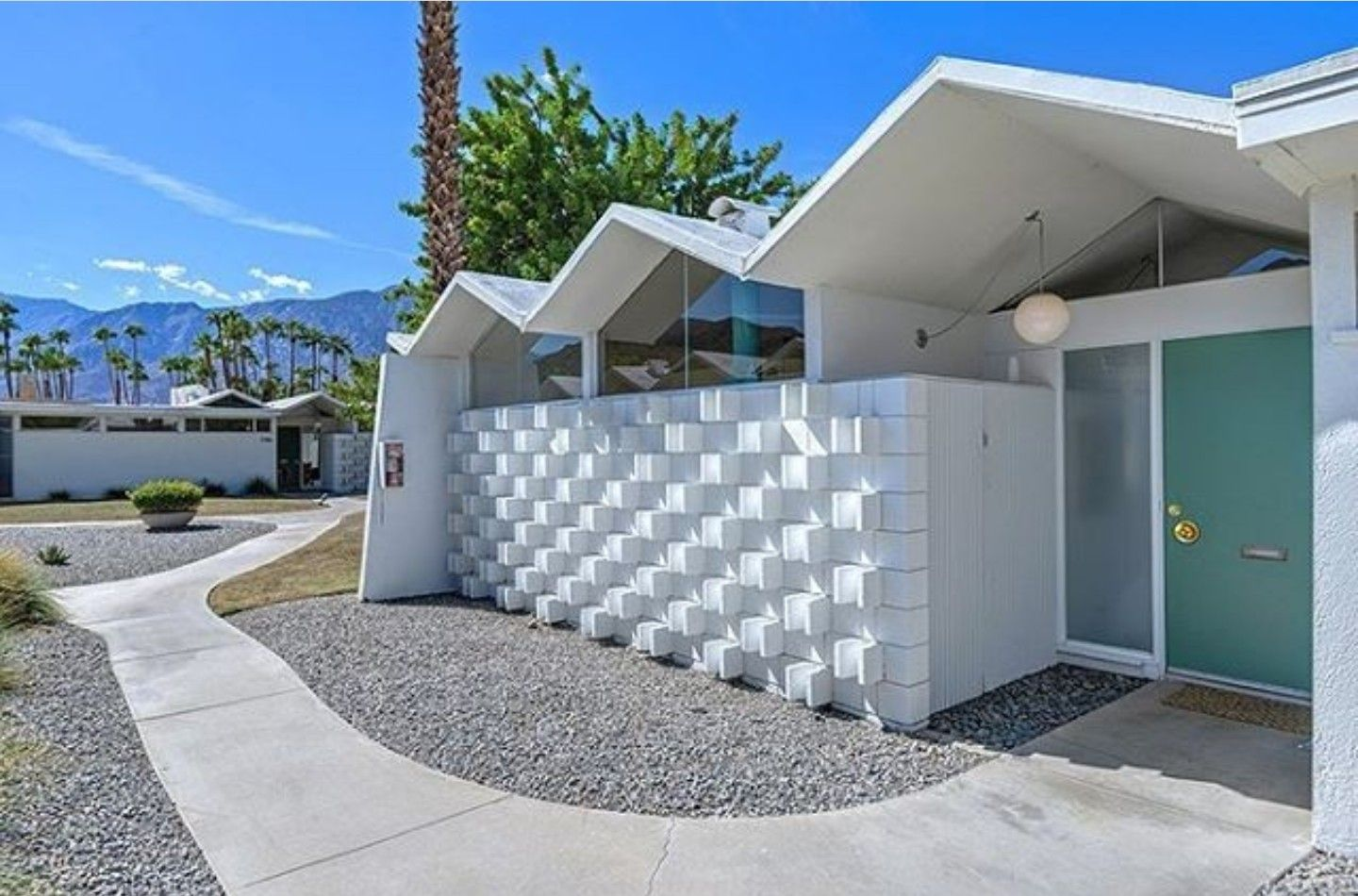 Pin by michelle oliver on MCM homes Modernism week palm