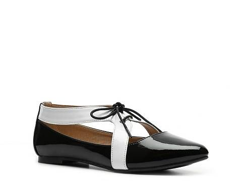 Restricted Goody Flat Dsw