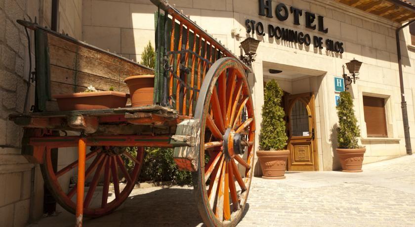 Hotel Santo Domingo De Silos Cerraduras De Proximidad Para El