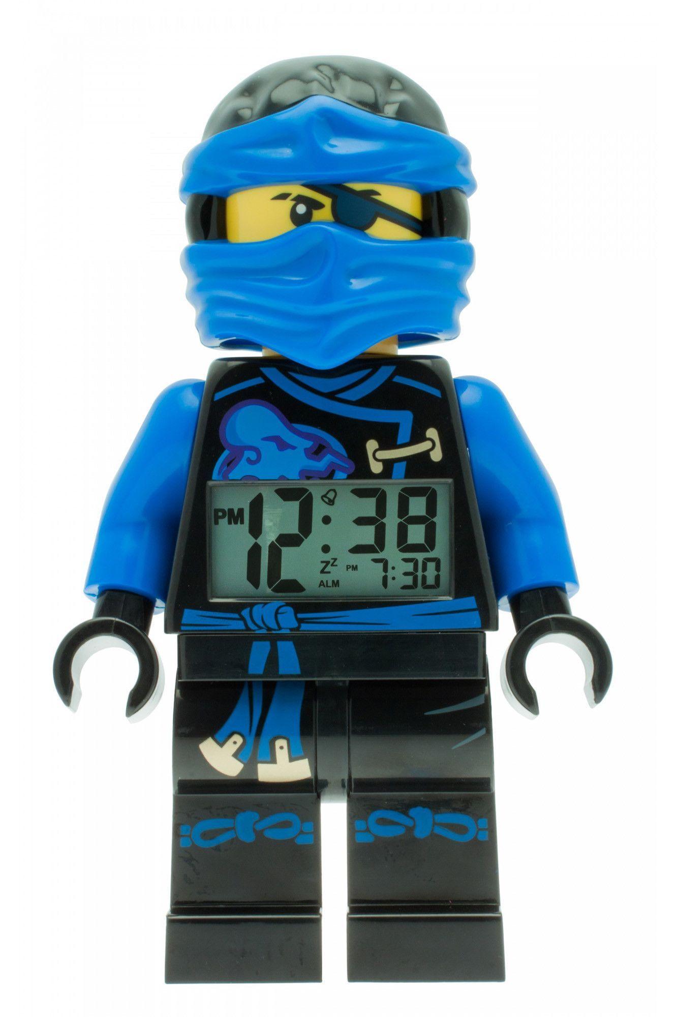 Lego Clock Ninjago Jay Sky Pirates Products Pirate Kids Clock