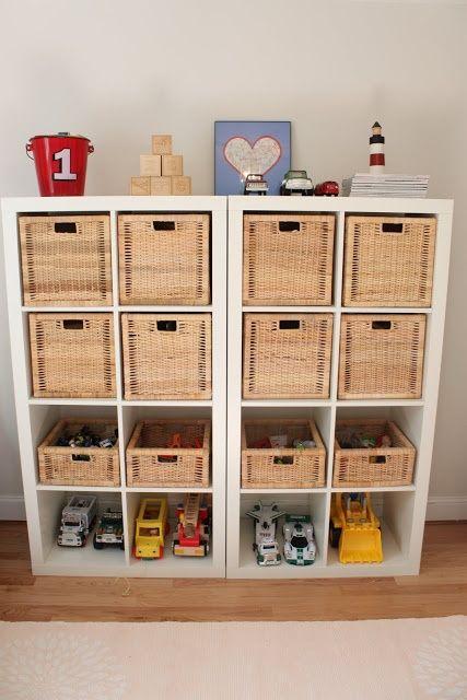 Expedit de ikea en habitaciones de ni os ikea estanter as y para ni os - Ikea estanterias ninos ...