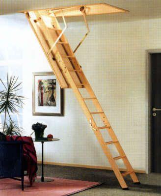 Tipos de escaleras para ahorrar espacio tip del dia decora ilumina machine escaleras - Escalera para buhardilla ...