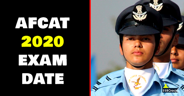 AFCAT 1 2020 Online Application Starts From 1 Dec 2019