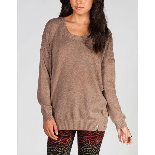 LIRA Webbed Womens Sweater