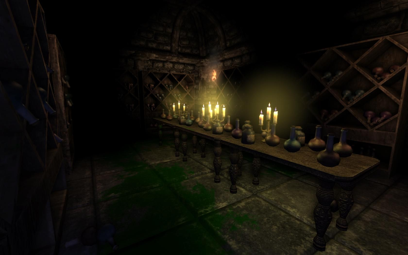 Library Image Abduction Mod For Amnesia The Dark Descent With