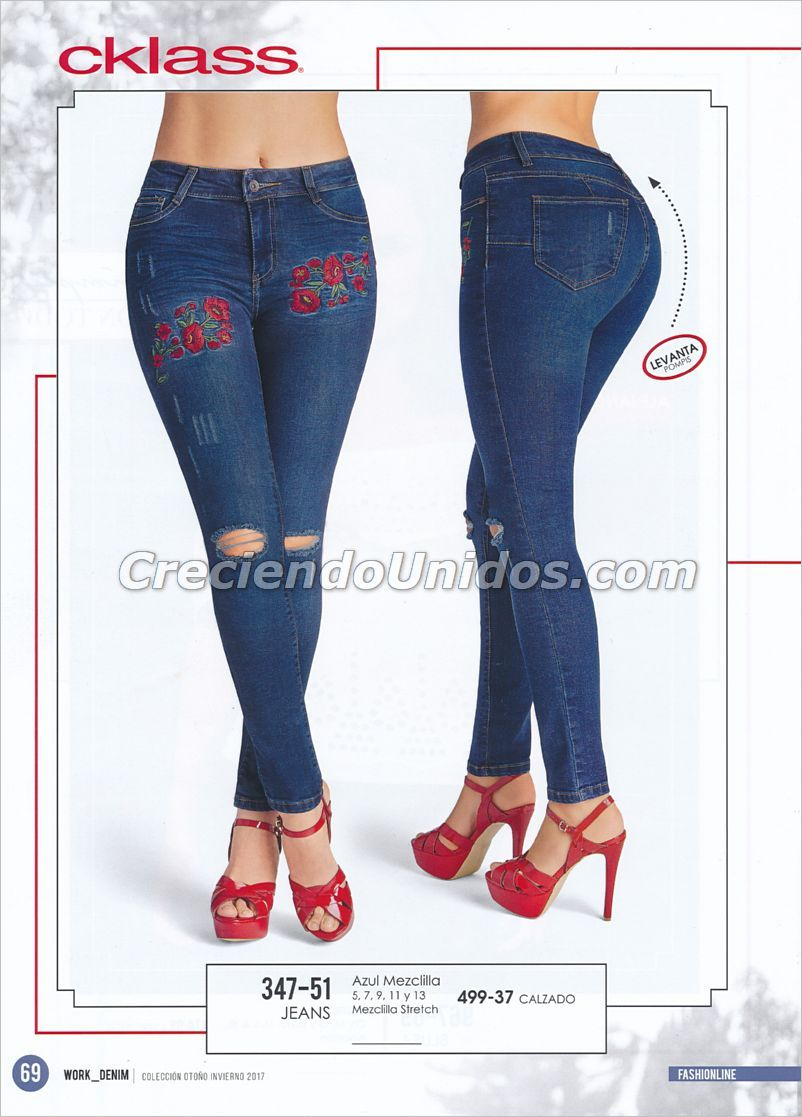Fashionline Cklass Fashionline Fashionlinecklass Pantalones De Mezclilla Para Mujer Venta De Pantalones Short De Mez Pantalones De Mezclilla Ropa Mezclilla