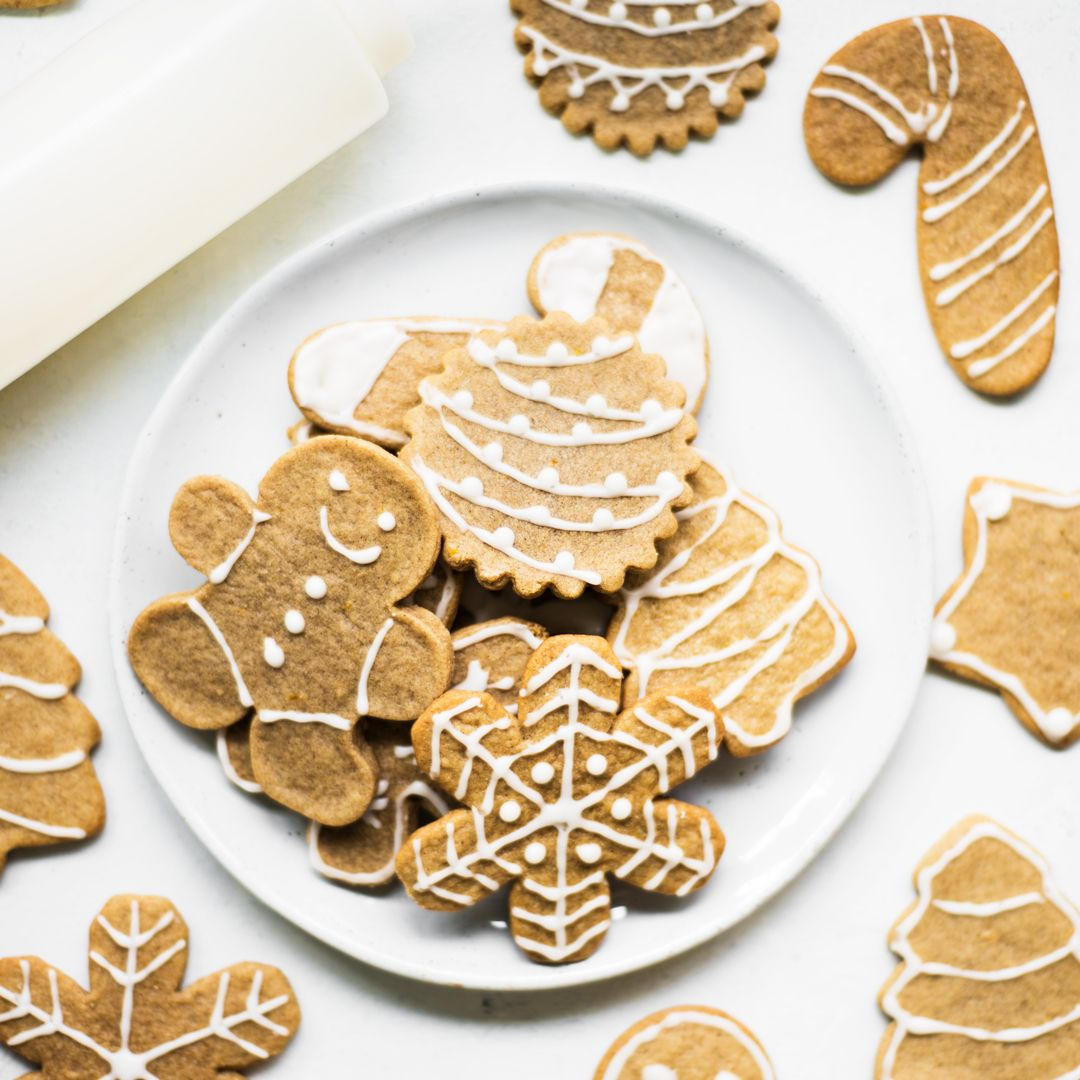 Pepparkakor Swedish Ginger Cookies
