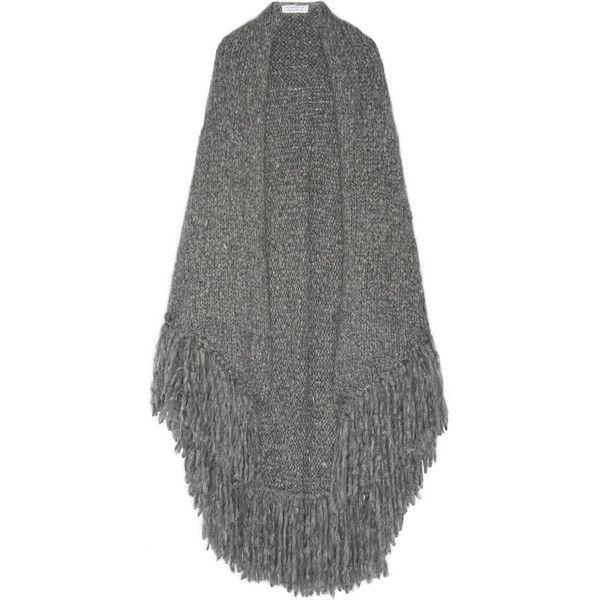 Gabriela Hearst Lauren cashmere wrap ( 1 9cc2478ba5b2d