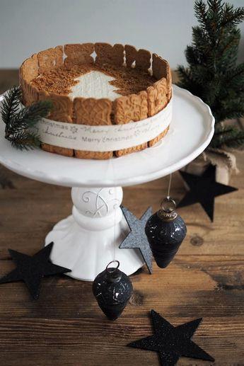 Spekulatiustorte für eure weihnachtliche Kaffeetafel #spekulatiuskuchen