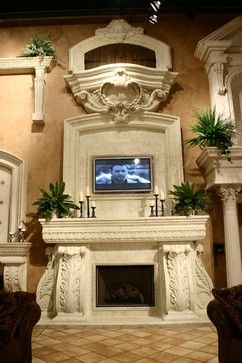 Las Vegas Fireplaces Fireplaces And More Fireplaces Contemporary
