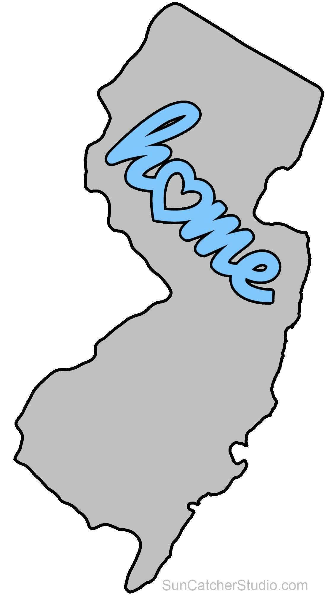 picture relating to Printable Map of Nj named Fresh Jersey - Map Define, Printable Place, Form, Stencil