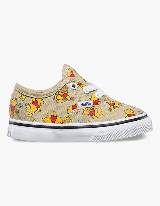 eda97ff8c791db VANS Disney Winnie the Pooh Authentic Toddlers Shoes