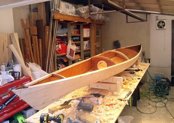 Chesapeake 16: A High-volume Wooden Sea Kayak That You Can Build!