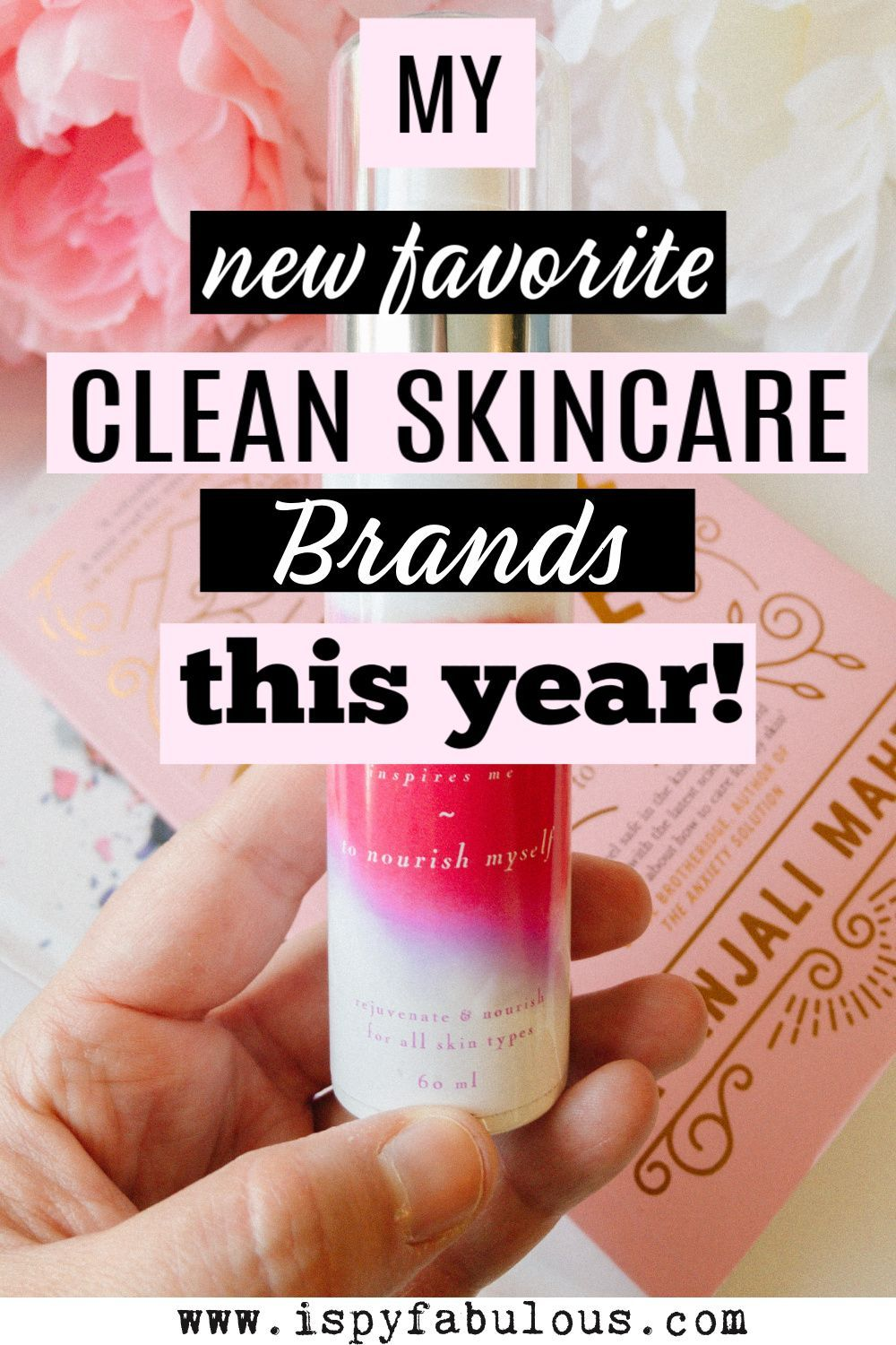 3 New Clean Skincare Brands I've Been Loving in 2020! I