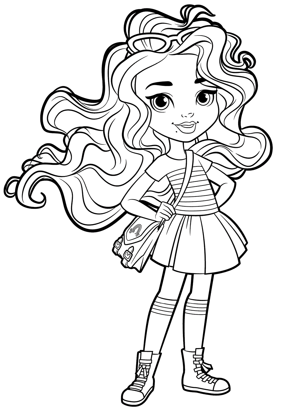 Pin By Milena Marciniec Margas On Coloring Pages Cute Coloring Pages Coloring Pages Poppy Coloring Page