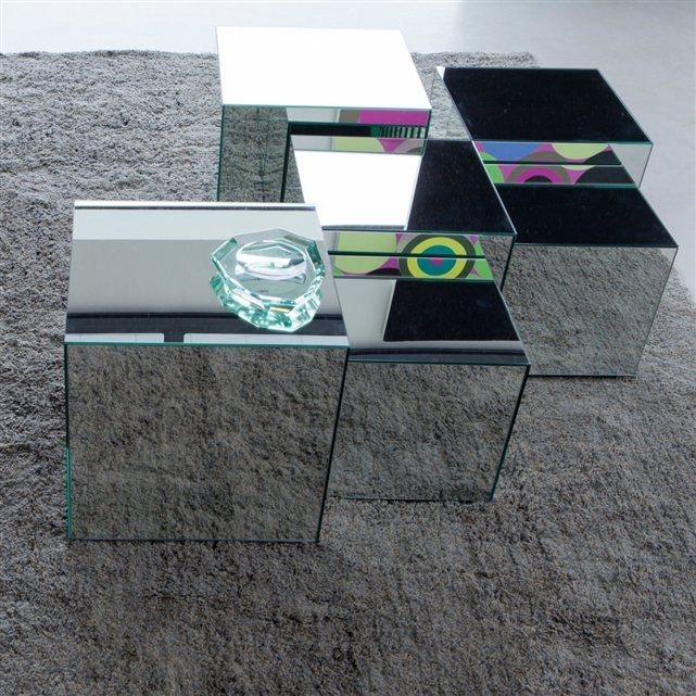 Table Basse Miroir Lumir Am Pm Avec Images Table Basse Miroir