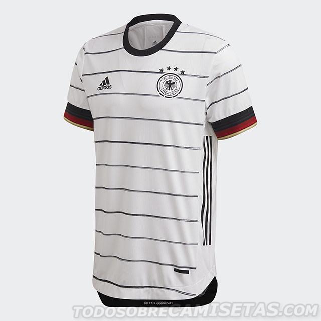 Germany Euro 2020 Adidas Home Kit Todo Sobre Camisetas