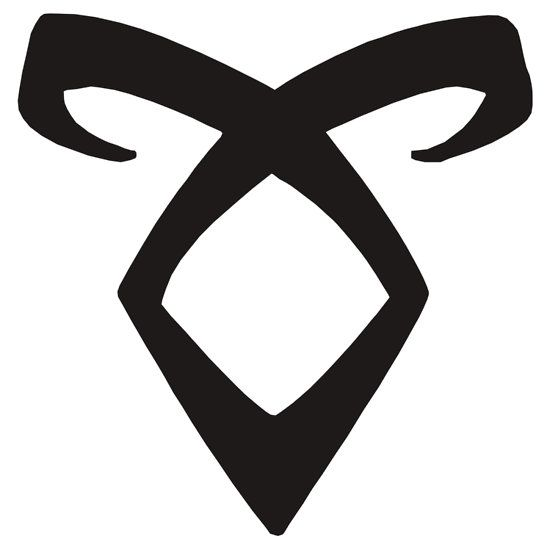 Image result for shadowhunter rune angelic power
