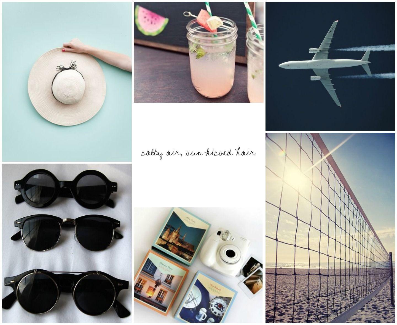 Craving summer @ moodboard thursday on the blog! #Travel #Summer