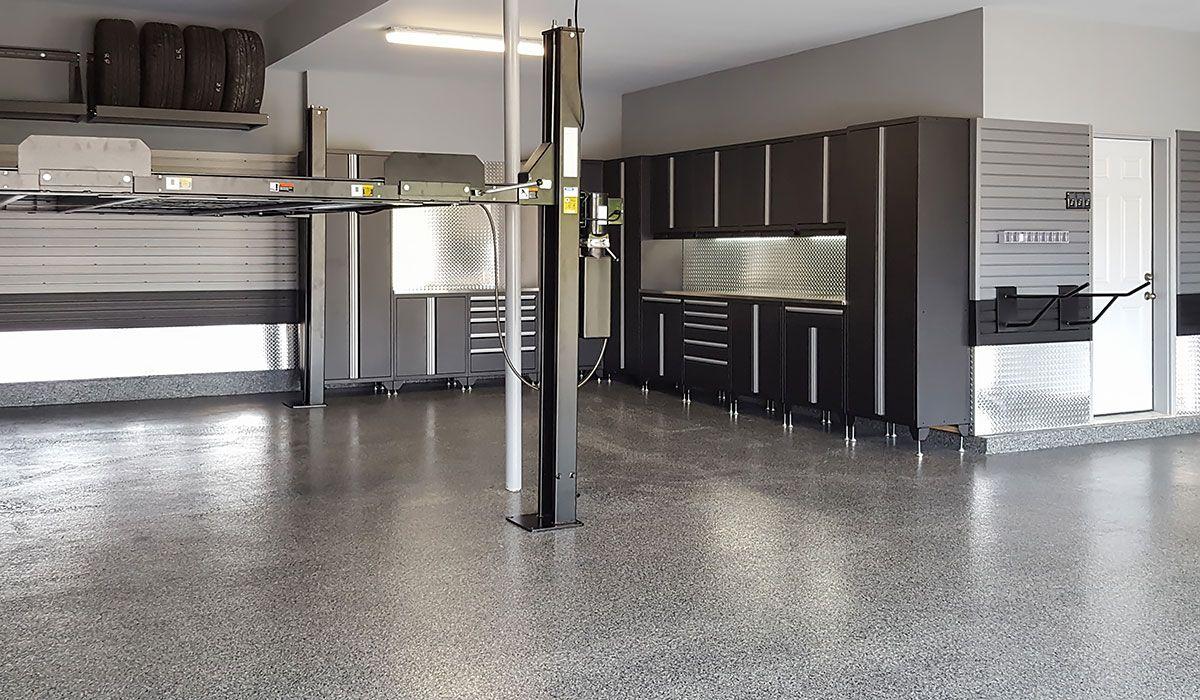 Garage makeover ideas garage living homebuilding pinterest