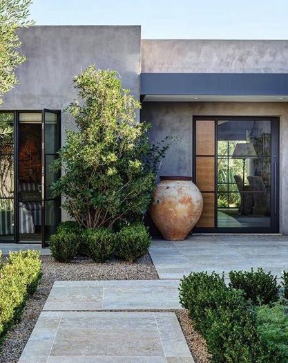 Home Entry Landscaping Modern Landscaping Backyard Landscaping Garden Design Exterior