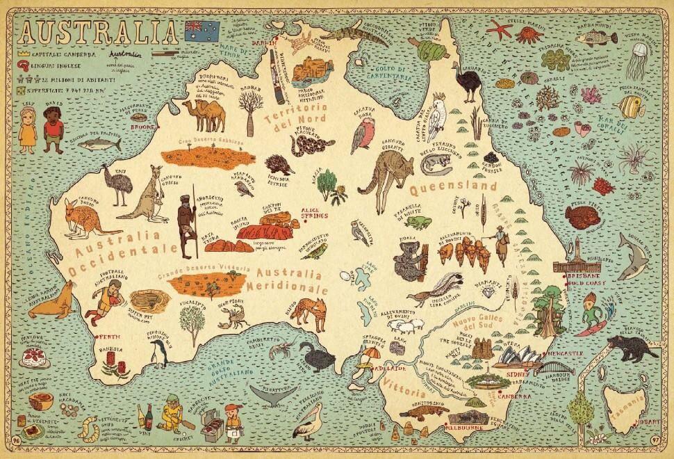 maps by aleksandra mizielinscy and daniel mizielinscy mirabilia