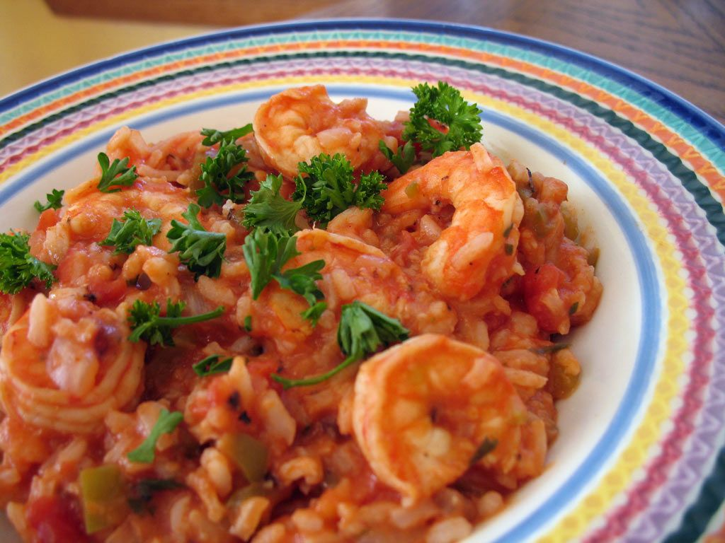 Shrimp Jambalaya | yummy food | Pinterest