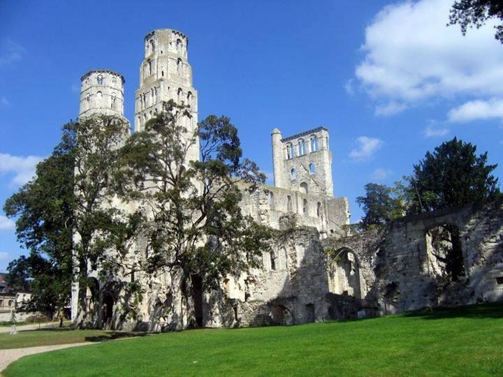 Abbaye de Jumièges (France)