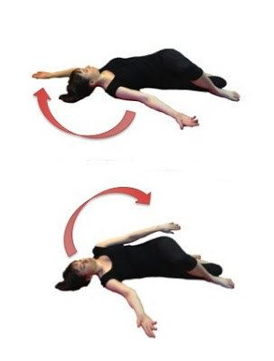 14 exercises you can do while lying down  exercise arm