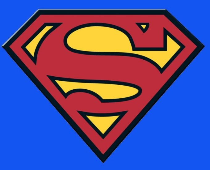 Icon Mark Brand Emblem The Missing Guide To Logo Design Terms Superman Logo Hero Logo Superman