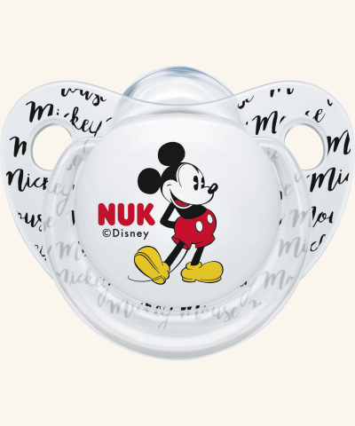 NUK Disney Winnie the Pooh Baby Pacifier 0-6 Months Silicone Girl Pink 3002-2