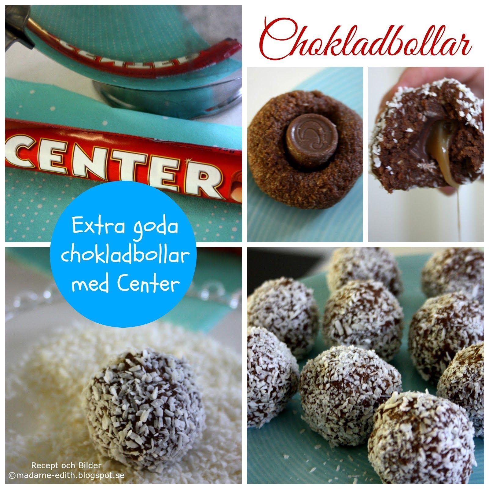 extra goda chokladbollar
