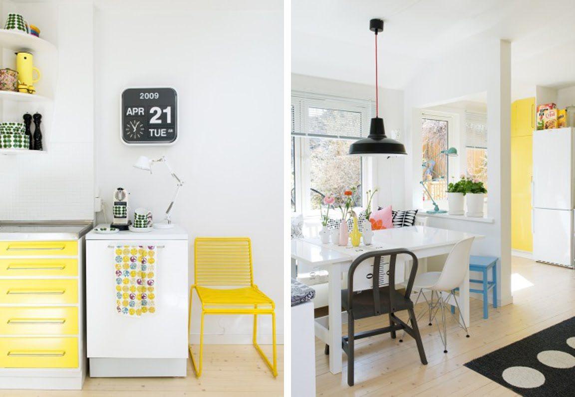 Yellow Kitchen 2 Jpg 1152 797 Yellow Kitchen Designs
