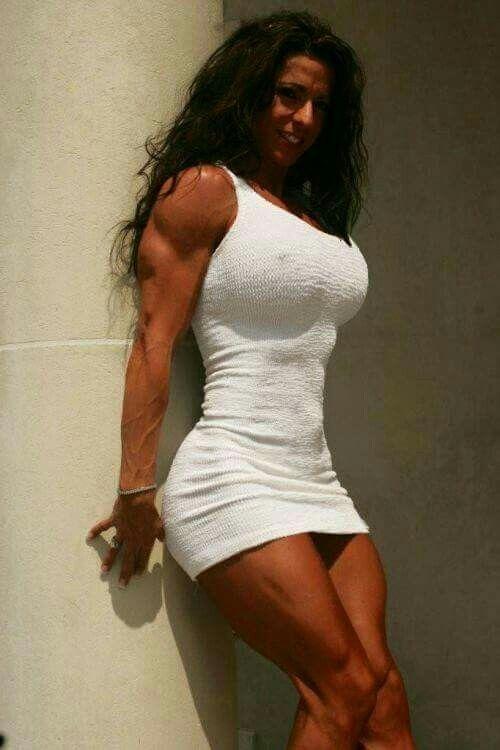 Sexy. Hot. Beautiful | muscle girls | Pinterest