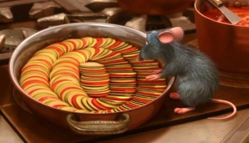 How to make ratatouille just like the pixar movie how to
